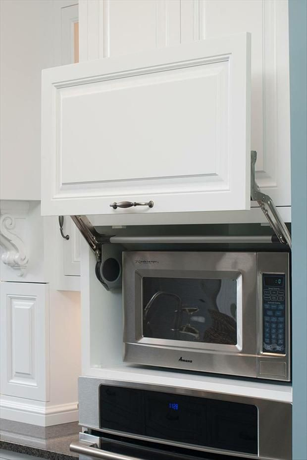 Wonderful Best 25+ Microwave Cabinet Ideas Only On Pinterest | Microwave Storage,  Appliance Garage And Appliance Cabinet