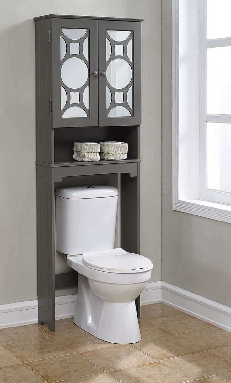 25 best ideas about over the toilet cabinet on pinterest for Over the toilet cabinet