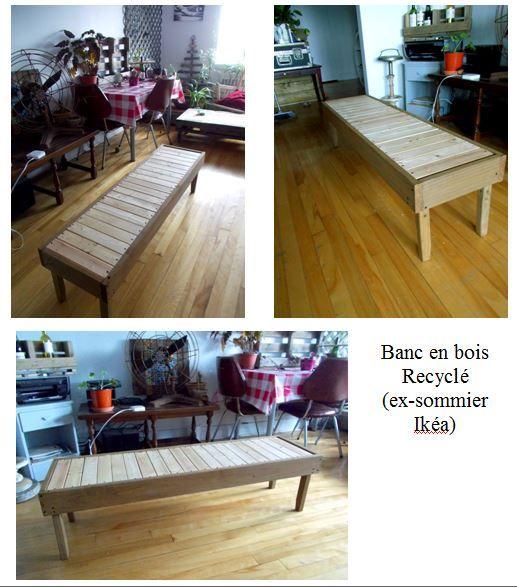 #palet #woodwork #diy #montréal #montreal #art #decoration #bois #palette #meuble #cuisine #vin #bathroom #bike #rak #aromates #étagère #banc
