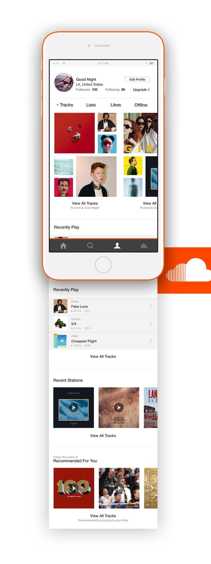 Dribbble social app ui design jpg by ramotion - Dribbble Attachemnt