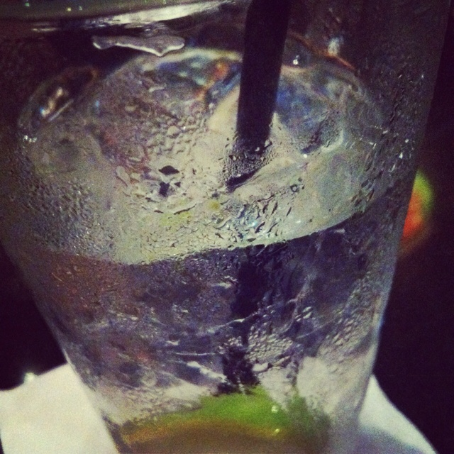 Gin and Tonic!
