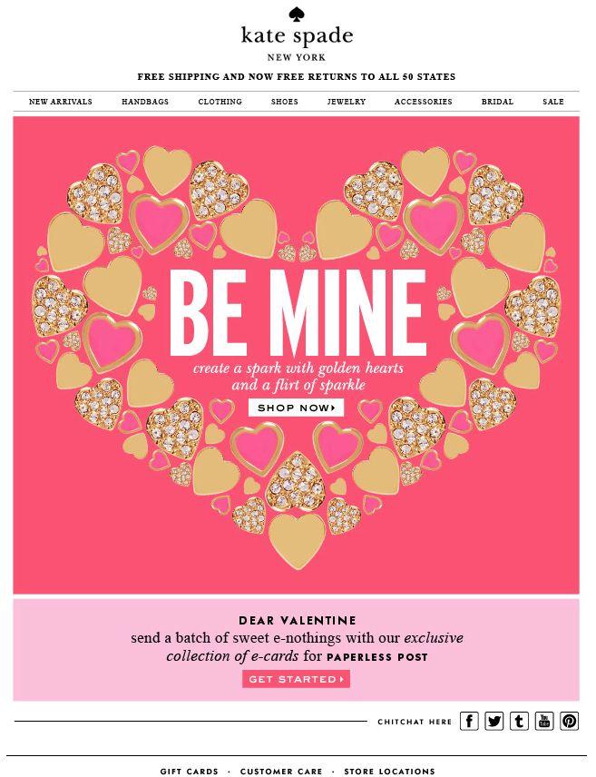 59 best Valentines inspiration images on Pinterest   Landing pages ...