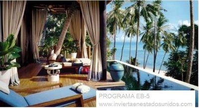 En que Consiste el programa EB-5? Es un programa creado por el gobierno de Estados Unidos mediante el cual inversionistas extranjeros pueden adquirir la residencia en este país, tanto para el inversionista como para su familia.