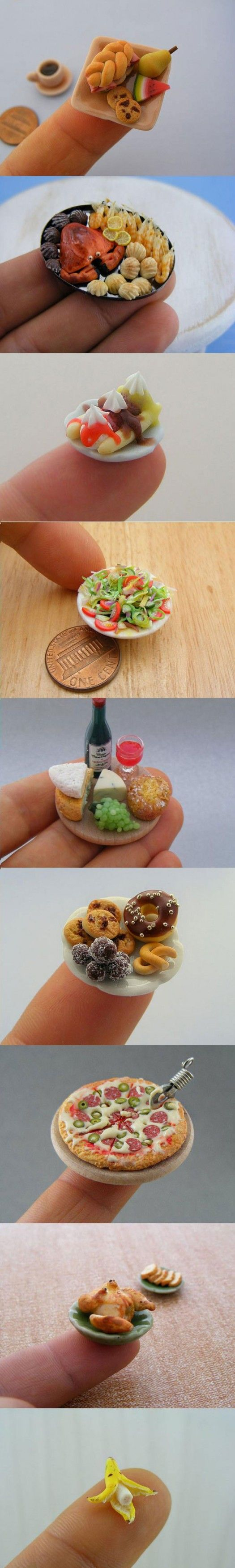 Finger foods--got this from Tammy Gibson--my lord she must've been on Pinterest for YEARS! gotta go there later.
