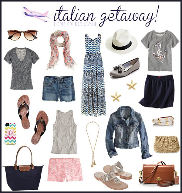 25+ best ideas about Italy Packing List on Pinterest ...