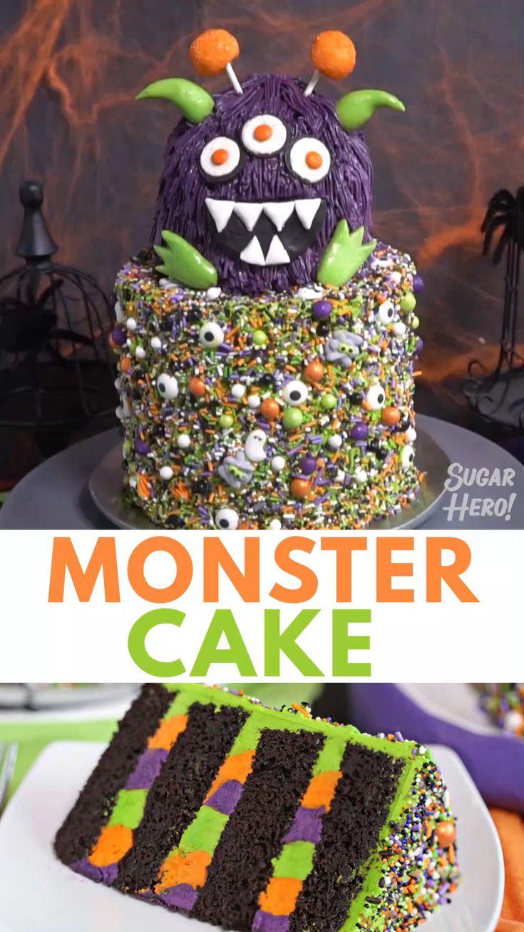 Monster Cake Video