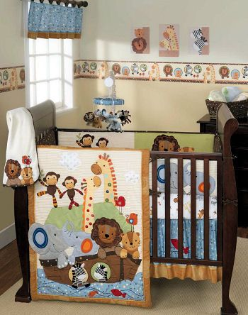 Noahs Ark Crib Set with Animals Two by Two for a baby boy or baby girlBest 25  Noahs ark nursery ideas on Pinterest   Animals in the  . Animal Themed Nursery Ideas. Home Design Ideas