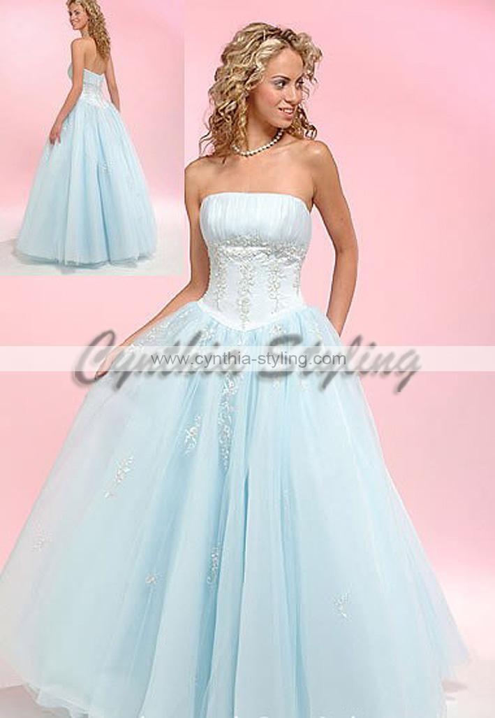 8 best Meg images on Pinterest  Cute dresses Vintage dresses and Baby blue prom dresses