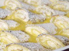 Vídeňské tvarohové palačinky zapečené v troubě. Větší dobrotu jste nejedli!