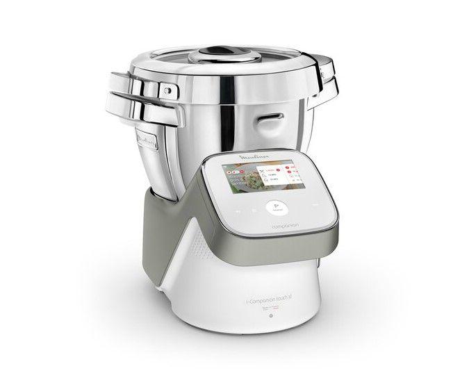 Robot Cuiseur Moulinex I Companion Touch Xl Hf938e00 Robot Cuiseur Darty Iziva Com En 2020 Cuiseur Robot Cuiseur Bol Inox