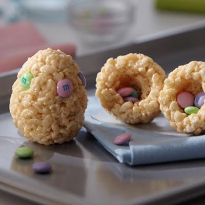 Easter Egg Treats, so cute!
