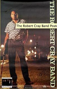 Robert Cray - The Robert Cray Band Poster, $20.00 (http://shop.robertcray.com/the-robert-cray-band-poster/)