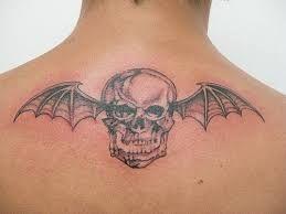 Resultado de imagem para tattoo avenged sevenfold
