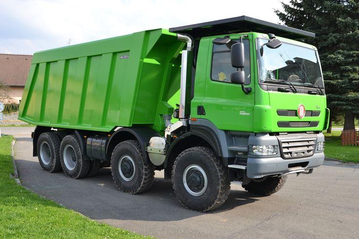 Tatra T158 8P5S46 261 8x8.2R PHOENIX S1