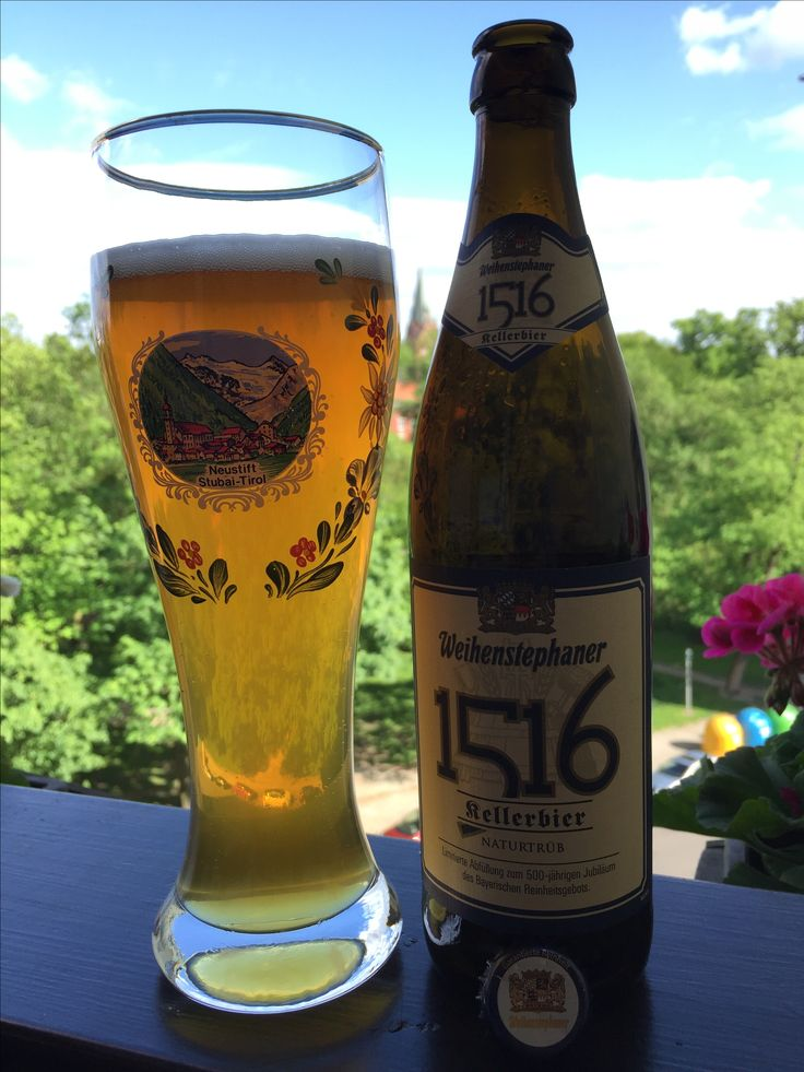 Kellerbier - Weihenstephaner Brauerei, 2016.05.14