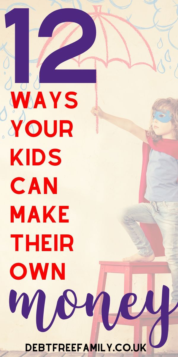 How To Make Money As A Kid – Money Making Ideas