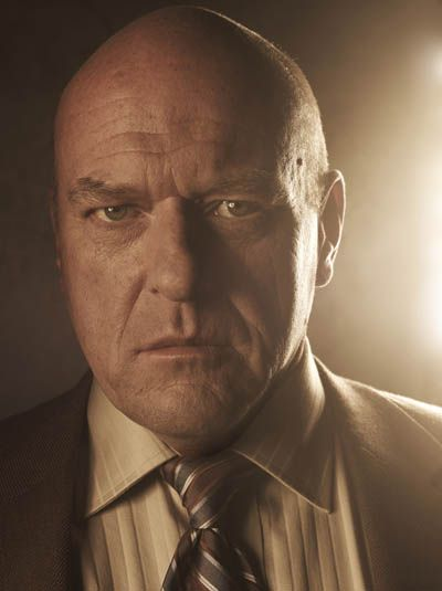 Breaking Bad- Hank Schrader (Dean Norris)