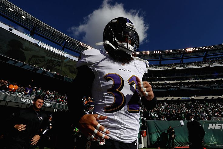Eric Weddle happy to have a veteran like Tony Jefferson