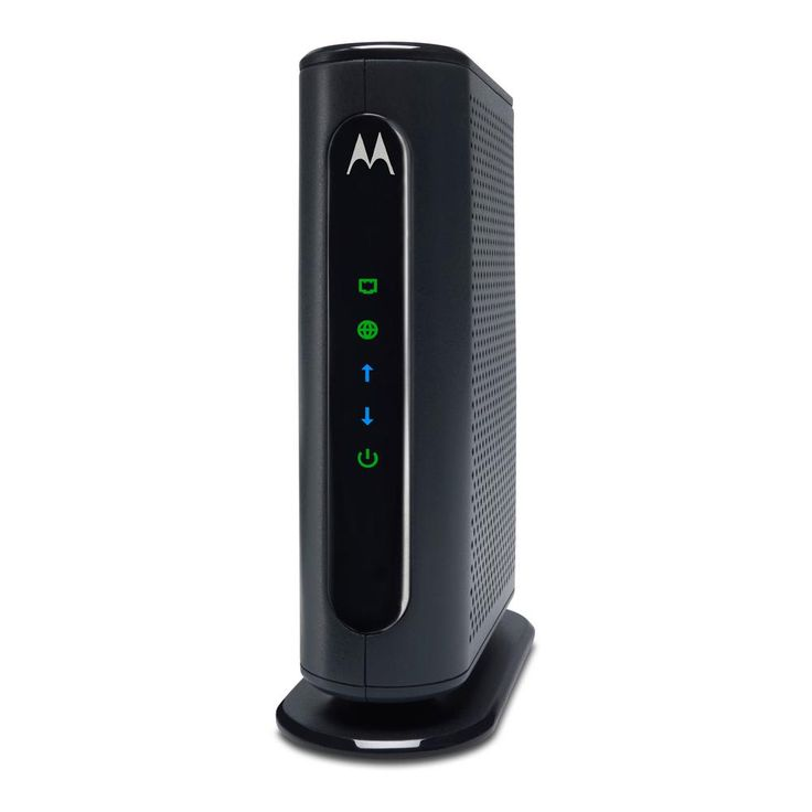 8x4 Cable Modem with Built-In N300 Wi-Fi Router