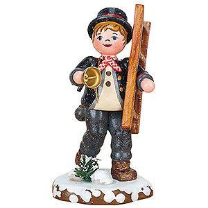 Winterkinder Kaminfeger (8cm) von Hubrig Volkskunst
