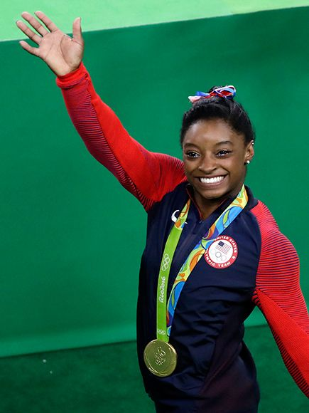 Simone Biles Celebrates Her Big Olympic Win on Twitter – Along with the  Rest of the Internet