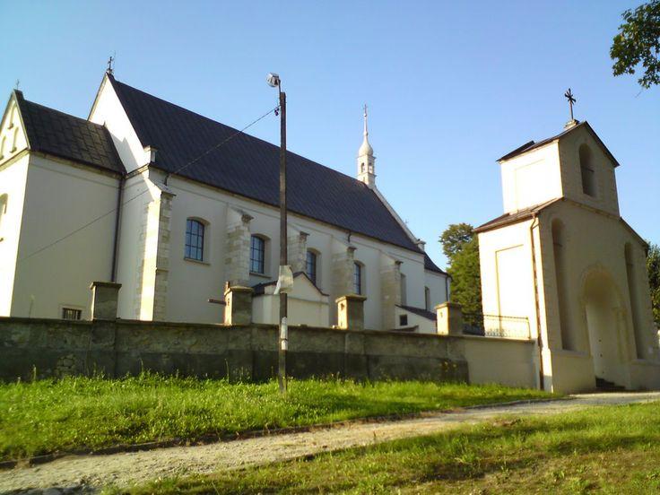 Kościół Rzymskokatolicki Parafii Sokolina