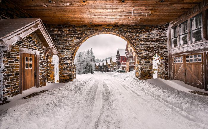 The Village At Snowshoe Is A Unique Attraction In West Virginia