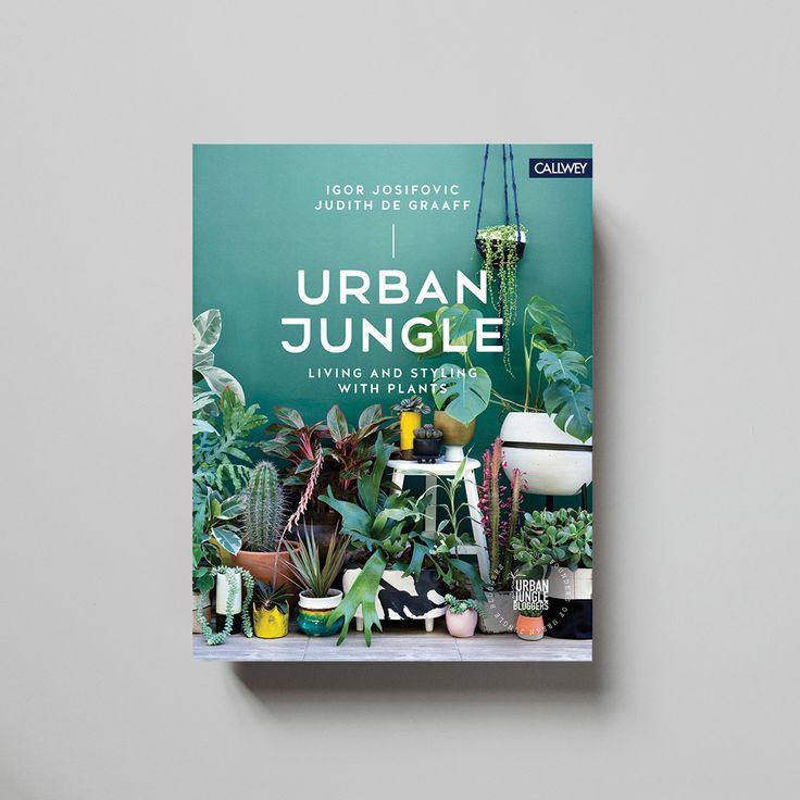 Urban Jungle er en bok full av grønn inspirasjon, ideer og nyttig planteinformasjon for alle dere som ønsker å bringe mer grønt inn i hjemmet, og inn i hverdagene. Masse DIY tips. 186 sider.