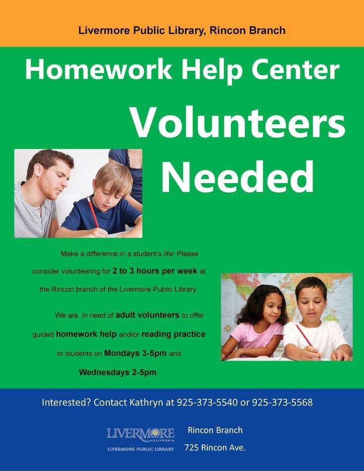 Homework help library