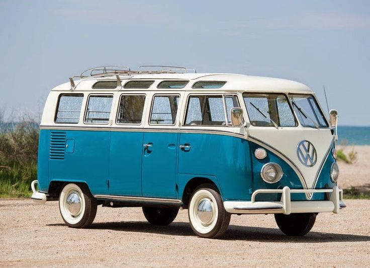 World Of Classic Cars: Volkswagen 21-Window Deluxe Micro Bus 1966 - World...