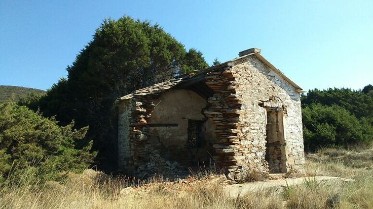 Petalioi Islands, South Evia, Greece
