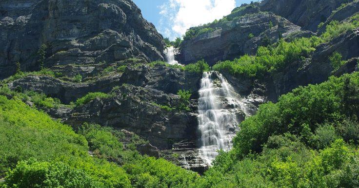 A Family Visit to Bridal Veil Falls