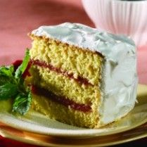 AMERICAN SNOW FROSTING CAKE http://www.sajiansedap.com/mobile/detail/11667/american-snow-frosting-cake