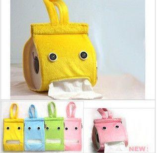 https://flic.kr/p/9XZ6pA   Ideia Craft!   Se você tem um banheiro pequeno que não dá pra pôr aquele suporte de papel higiênico ou até mesmo um carro com crianças(assim como eu!)...  Olha que ideia mais fofa e bacana! Eu Adorei!