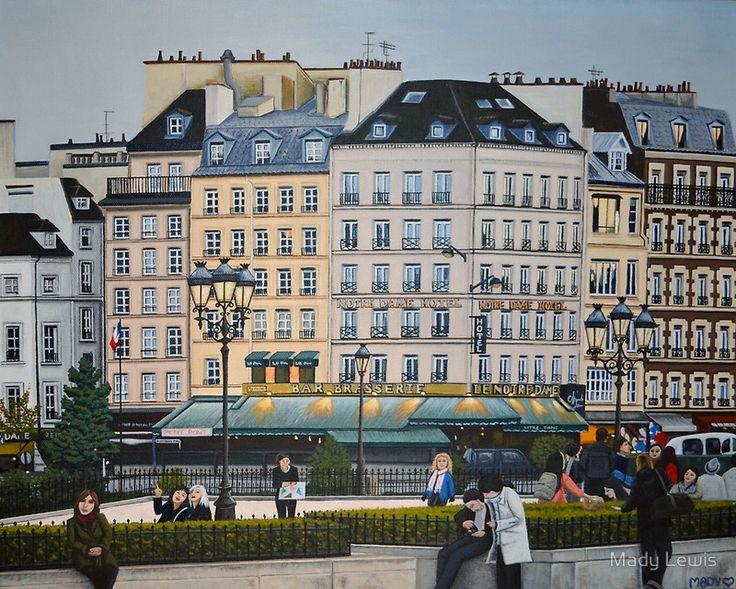 First night in Paris