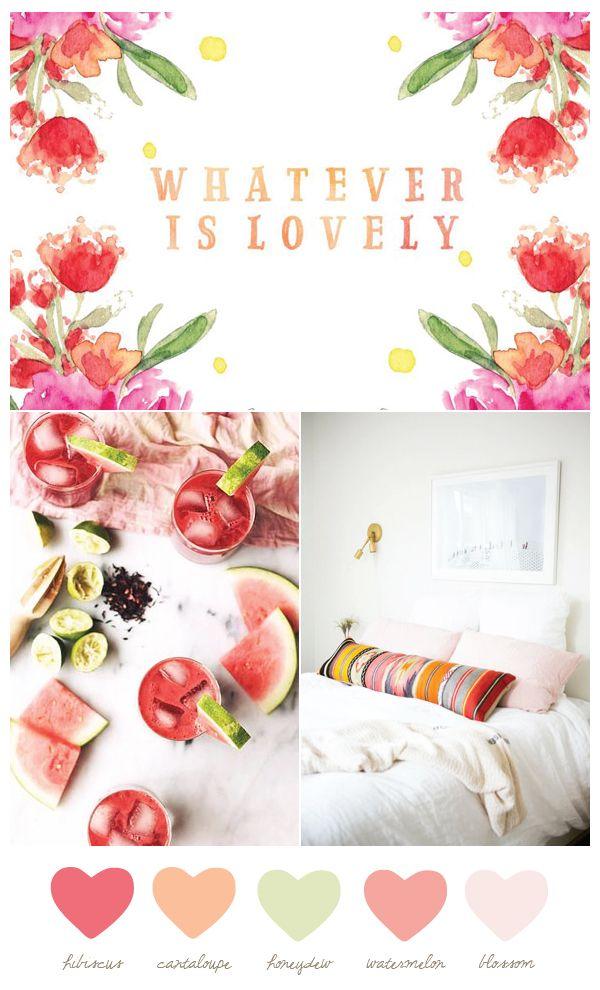 9 besten no 24 zarte romantik bilder auf pinterest feine farben wandgestaltung und farbschemata. Black Bedroom Furniture Sets. Home Design Ideas