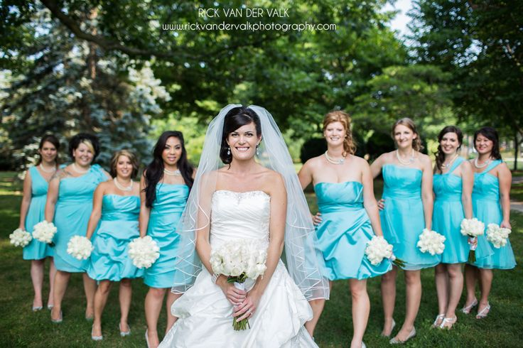 Bridesmaids photos.  In Barrie Ontario during the Summer