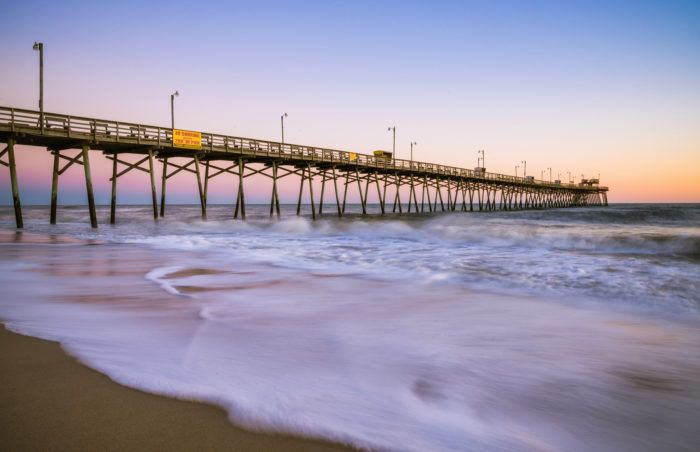 10 Little Known Beaches In North Carolina That Will Make Your Summer Unforgettable  10. Emerald Isle