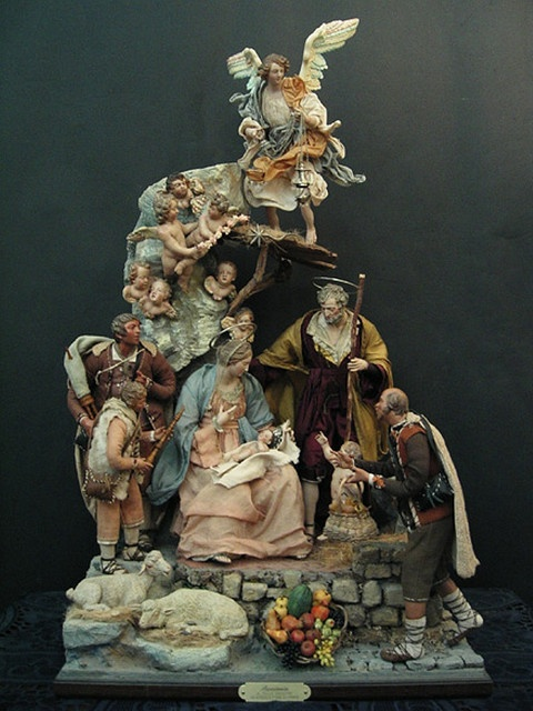 Nativity1 by Presepista, via Flickr