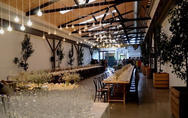 Two Ton Max Event Venue - North Melbourne Venue Ed Dixon Food Design Catering Melbourne Venues Wedding Venues Christmas Parties