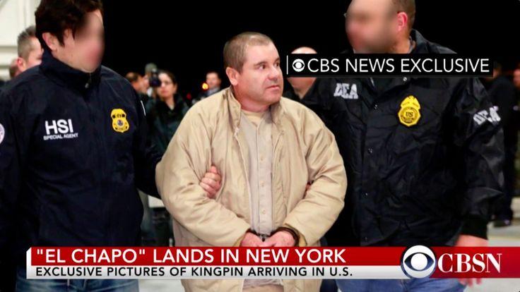 Joaquin 'El Chapo' Guzman, Mexican Drug Kingpin, Is Extradited to US