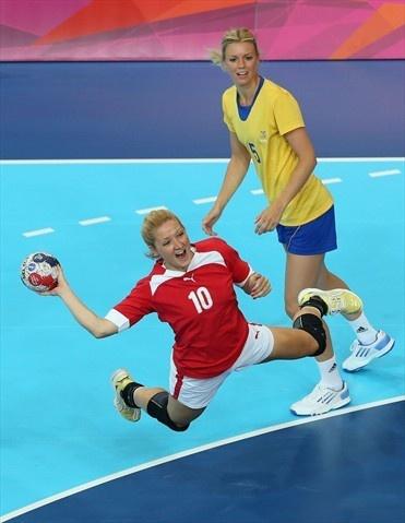 Women's Day 1 Winners - Handball Slideshows | NBC Olympics