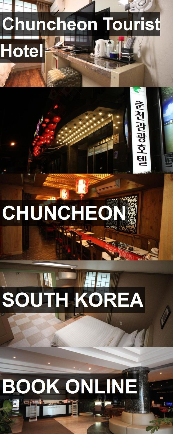 Chuncheon Tourist Hotel in Chuncheon, South Korea. For more information, photos, reviews and best prices please follow the link. #SouthKorea #Chuncheon #travel #vacation #hotel