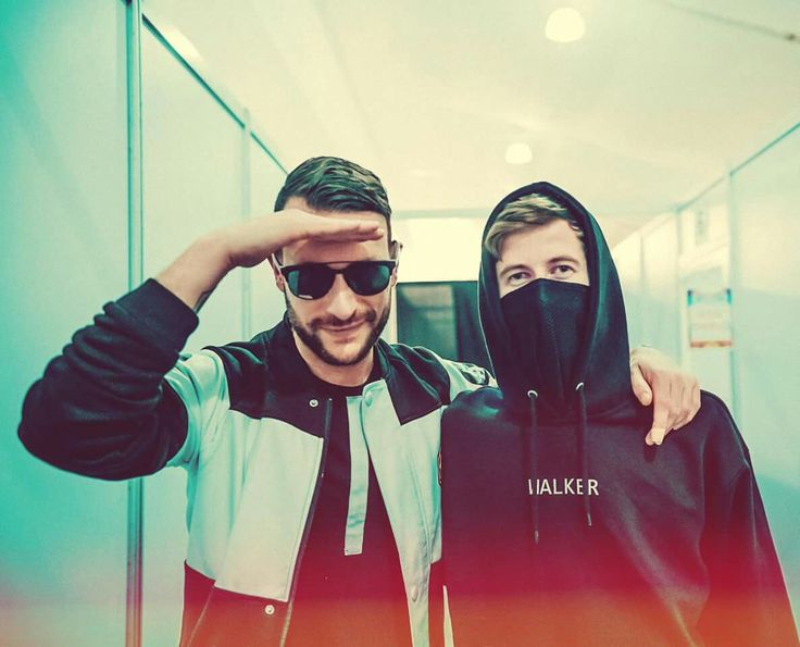 Don Diablo and Alan Walker