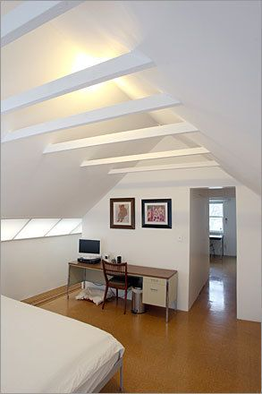 Attic Loft Bedroom Ideas