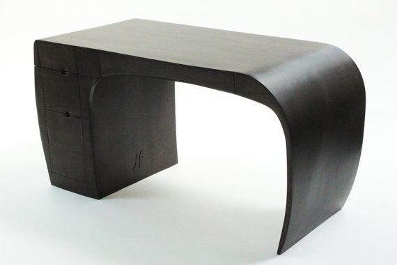 <em>Ash Ebony Desk</em>, 2013