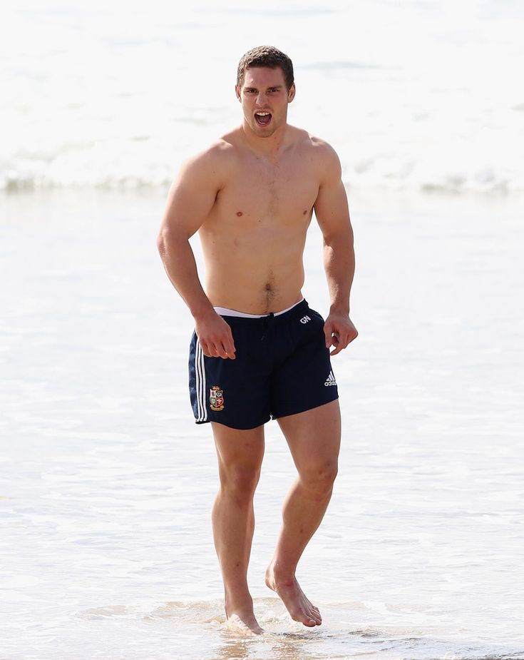 Rugby's George North