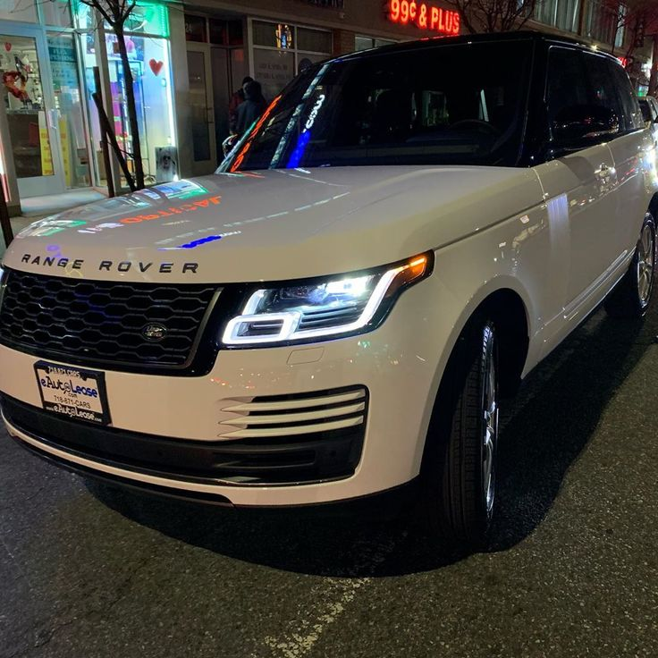 Range Rover in 2020 Car lease, Lease deals, Lease specials