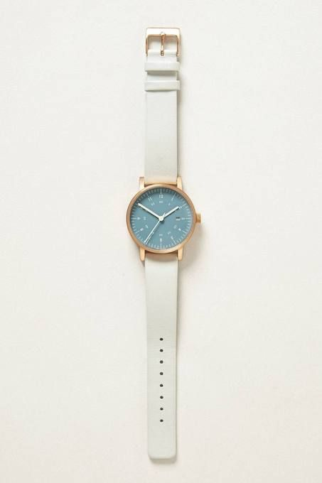 Nordic Island Watch - gifts for a glamorous design savvy girl.