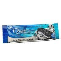 Quest Bar är fantastiskt goda och nyttiga protein bars fyllda av vassleproteinisolat, kostfiber och nästan inget socker. Finns i flera goda smaker. Finns glutenfria alternativ. ✔Prisvärda kosttillskott ✔Fri frakt över 500 kr ✔Blixtsnabba leveranser 2-4 dagar
